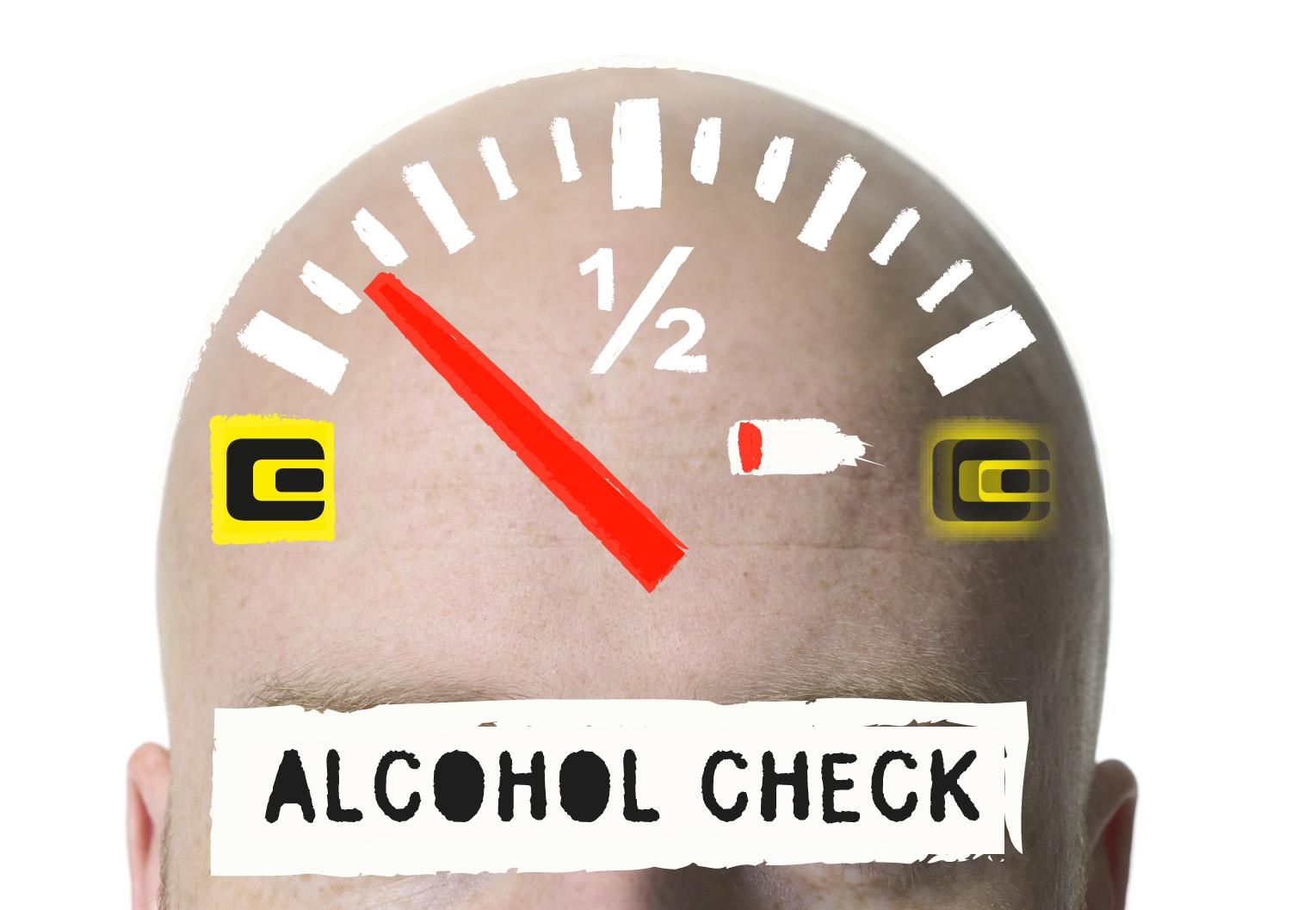 Alcohol Check - Energy Control