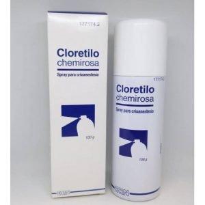 cloretilospray